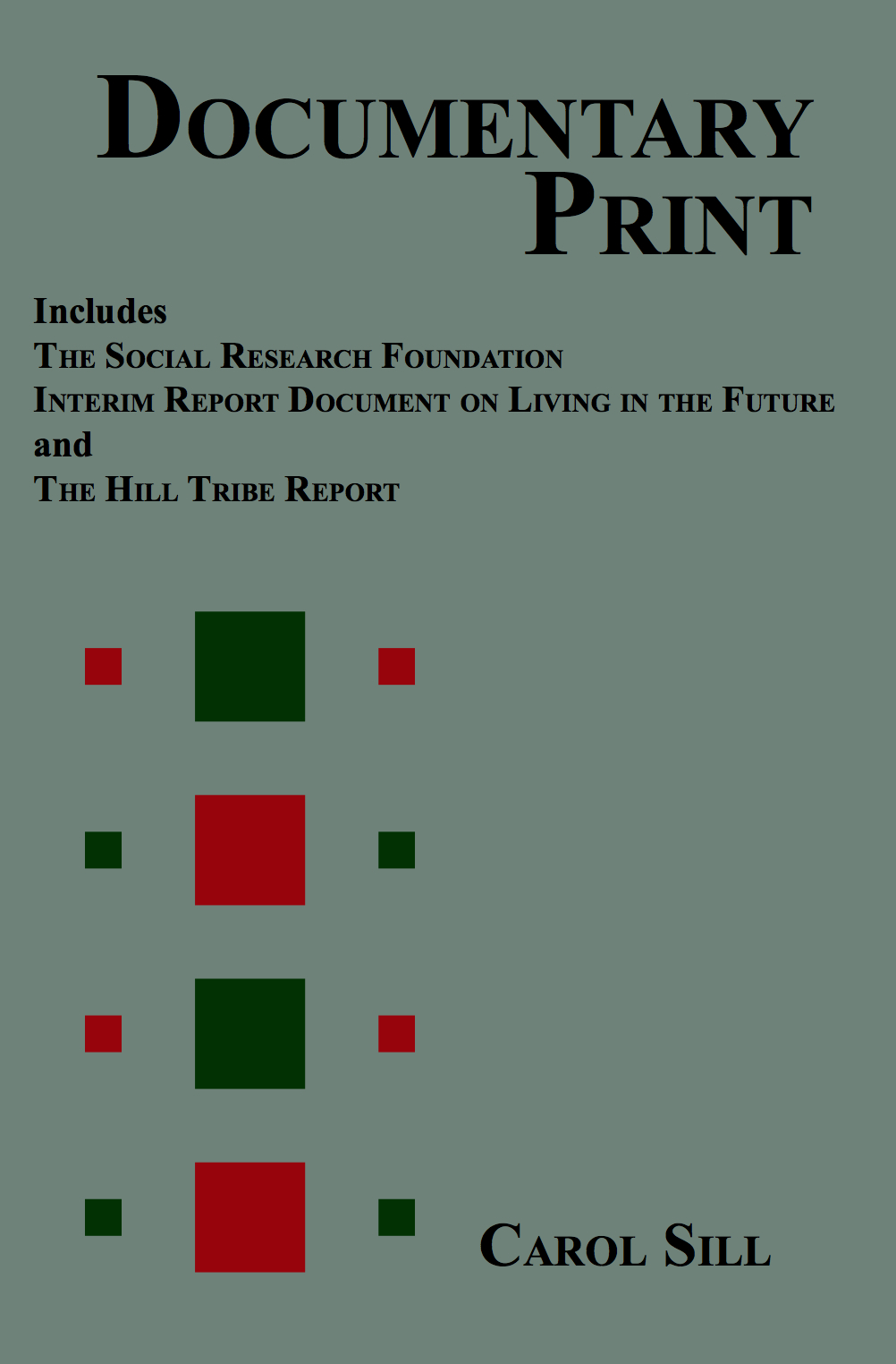documentary print front cover